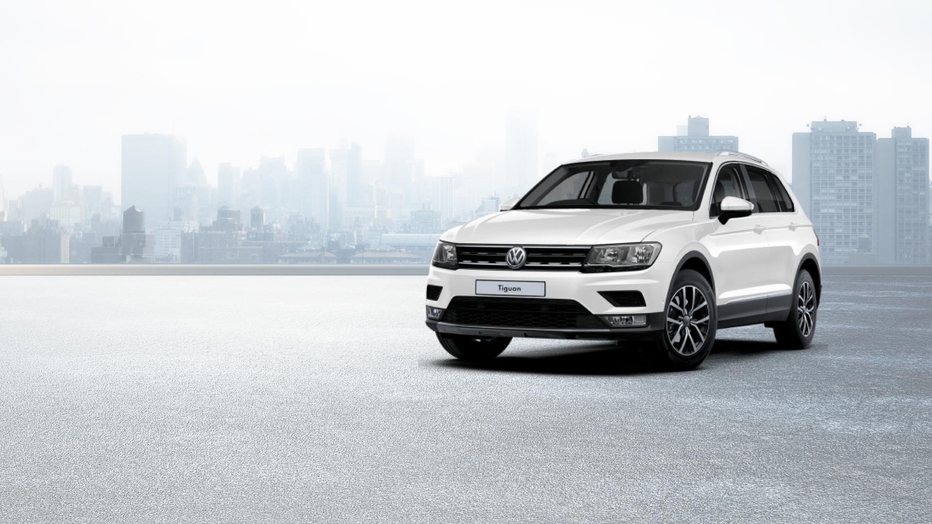 Volkswagen Tiguan Branco